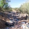Swaths of Litter Left by Illegal Aliens entering AZ - 01