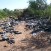 Swaths of Litter Left by Illegal Aliens entering AZ - 02