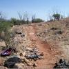 Swaths of Litter Left by Illegal Aliens entering AZ - 05