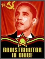 Obama: Redistributor-in-Chief