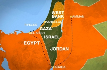 North Sinai Pipeline