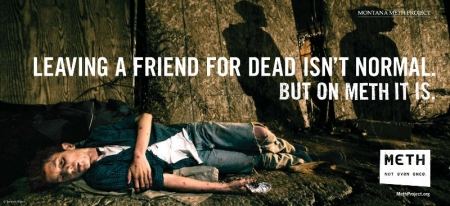 Leave A Friend For Dead