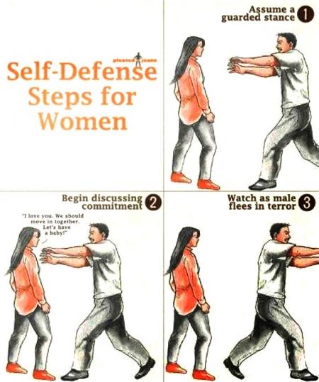 women-self-defense