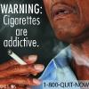 FDA & HHS Anti-Tobacco Warning - 01