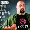 FDA & HHS Anti-Tobacco Warning - 09