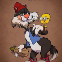 tweety-and-sylvester-photo-u1