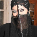 Beautiful Woman in Niqab