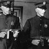 Police w/ Thompson's submachinguns - 04