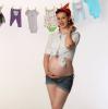 Pregnant Pinups