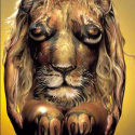 Bodypainted Nudes - Zodiac  - Leo