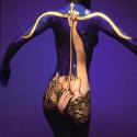 Bodypainted Nudes - Zodiac  - Sagittarius