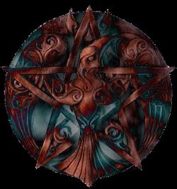 raven-pentacle-bronze