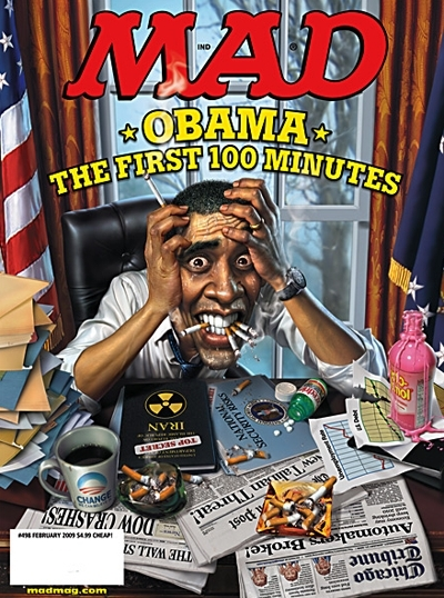 Obama - The 1st 100 Minutes