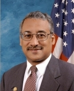 Rep. Bobby Scott (D-VA) - and yet another bitter Black trying to get a handout from America