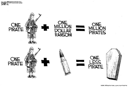 Pirate & Math - It's a simple equation