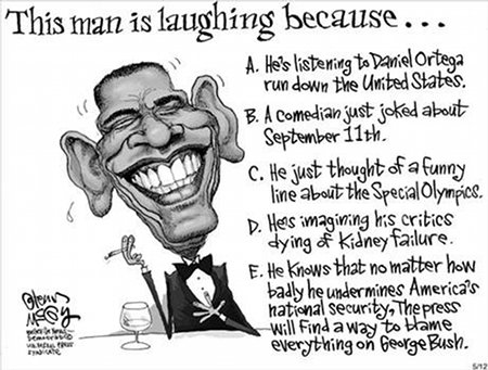 Glenn McCoy - Obama Is Laughing