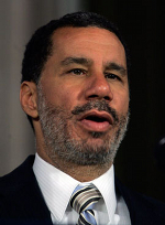 New York's Governor, David Paterson