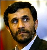 Mahmoud Ahmadinejad, President of Iran & Usurper