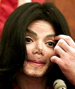 Michael  Jackson - A sick, perverted pedophile freak. Oh Goddess! Let there be a Hell so that he might writhe in it for eternity!
