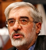 Mir-Hossein Mousavi Khameneh, Rightful President of Iran