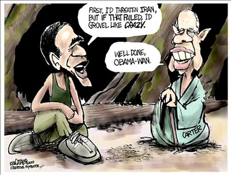 Obama-Wan Studies Failure under Carter-Yoda