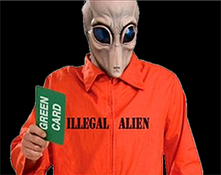 Illegal Alien Costume Hated by Latino Racists