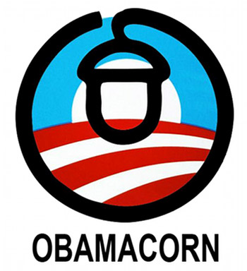 OBAMACORN - The ACORN Grows Into a Mighty Tree of Villiany and Anti-Americanism