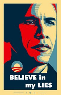 Obama - Believe My Lies