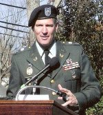 Sen. Scott Brown (R-MA) aka Lt. Colonel Brown, MA State National Guard