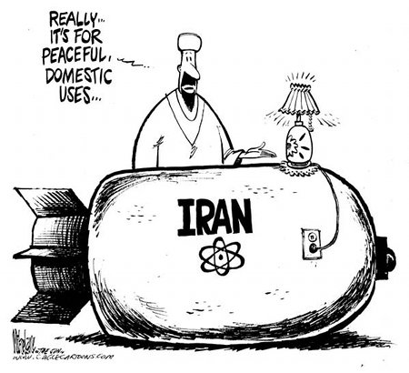 The Islamist Vermin In Iran Keep Claiming Their Nuclear Program Is Peaceful