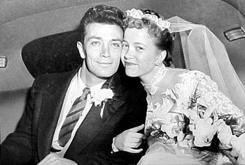 One of Frank and Ellie's Wedding Photos from 1956