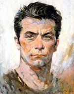Frank Frazetta (1928 - 2010) Farewell, my old friend. I wish you well in your travels but will sorely miss you.