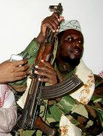 Somali Jihadi - Just an Ape with a Kalashnikov