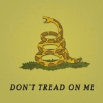 The Gadsen Flag - Don't Tread On Me