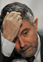 The Leftist, Socialist, Anti-American Pseudo-Economist Paul Krugman