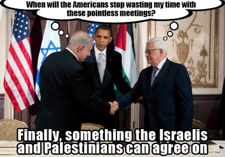 Obama Reaches Arab-Israeli Agreement