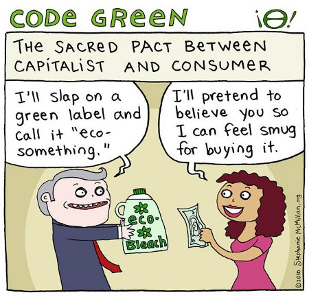 There's a sacred pact between capitalist and consumer