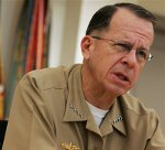 Adm. Mike Mullen, Obama's Joint Chiefs Chairman