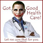 Dr. Obama Joker - The Prescription is Death, Poverty, and Despair