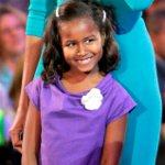 The 2nd Daughter - Sasha Obama