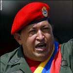 Hugo Chavez - The Venezuelan Howler Monkey - A tin pot socialist dictator with delusion of being a man