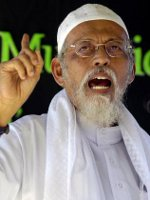 Abu Bakir Bashir - Indonesian Jihadi Imam - Just another Muslim vermin that needs a bullet in it's guts