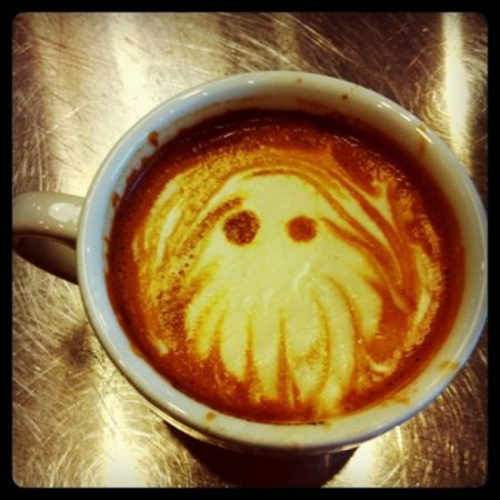 cthulhuccino