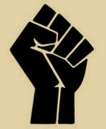 Upraised Fist - Symbol of Power