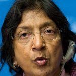"Navanethem ""Navi"" Pillay - U.N. High Commissioner for Human Rights and avowed enemy of America"