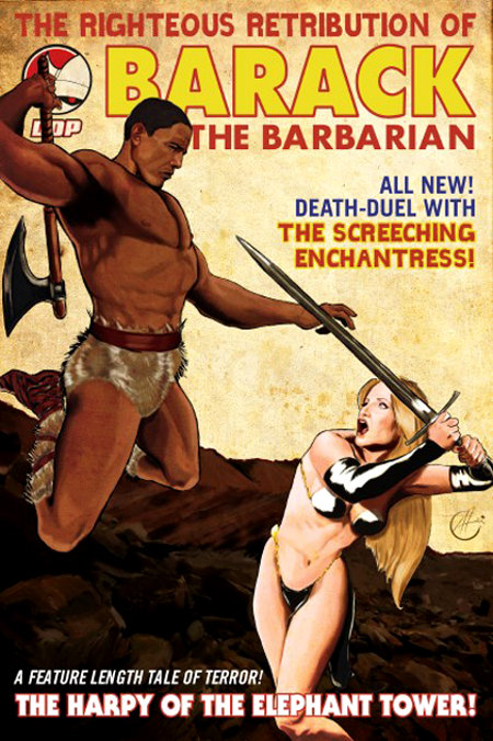 Barack The Barbarian
