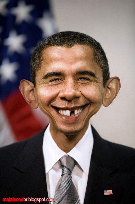 Obama E. Neuman - What, Me Worry?