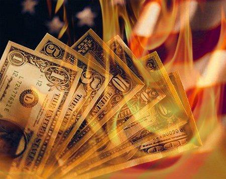 USA Economy - Money To Burn