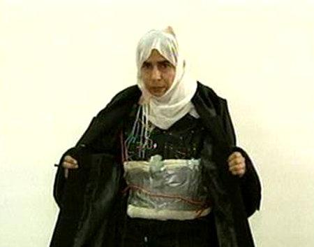 Female Jihadi Bomber