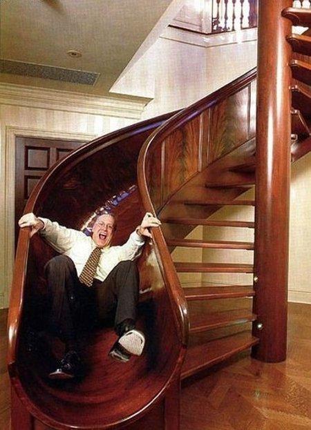 Stair Slide